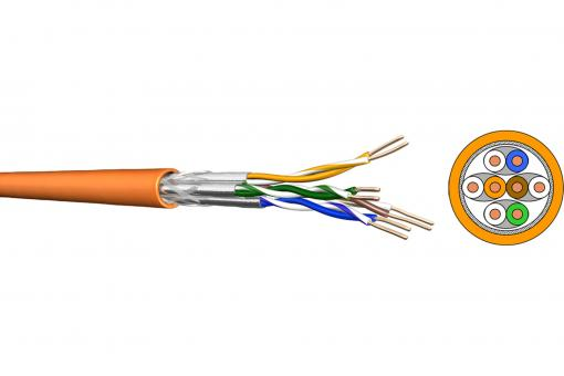 Draka S/FTP AWG23/1 Installation Cable