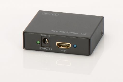 Répartiteur HDMI 4K, 1x2