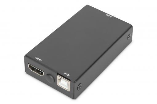 HDMI-Dongle für modulare KVM-Konsolen, RJ45 auf HDMI