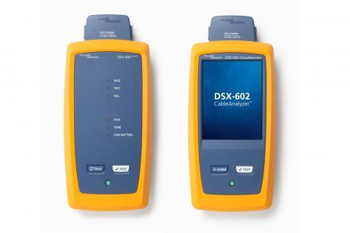 Tester do certyfikacji okablowania DSX-602