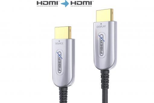 FiberX Serie - HDMI 4K Fiber Extender Cable - 40m