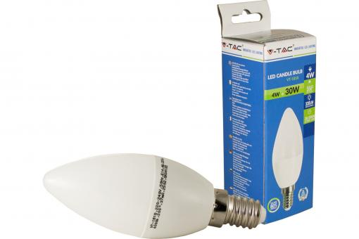 LED Bulb - 4W E14 Warm White