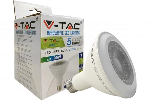 LED Bulb - 11W E27 Warm White 40°