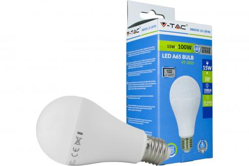 LED Bulb - 15W E27 Warm White
