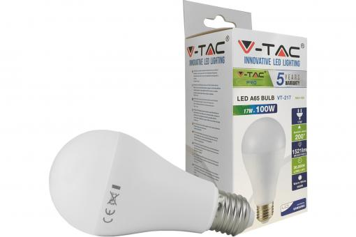 LED Bulb - 17W E27 Natural White