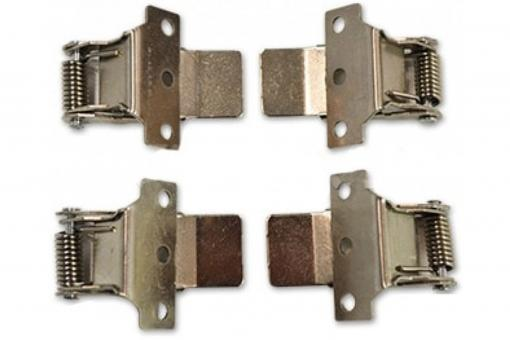 Installation clips for LED panels