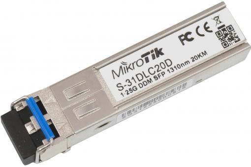 MikroTik Single Mode SFP (LC)