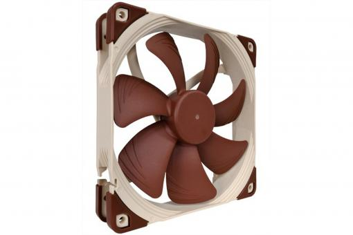 The NF-A14 is a premium quality quiet 140mm fan with a square frame that complies with Noctua's AAO (Advanced Acoustic Optimisation) standard. Its square shape and 140mm mounting holes (124.5mm spacing) make it ideal for use on watercooling radiators or a