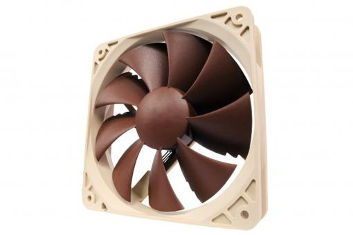 Specifically conceived for pressure demanding applications such as CPU cooling, the classic NF-P12 120mm fan helped to found Noctua's reputation as a top-tier manufacturer of premium quality quiet cooling components and still impresses users with its exqu