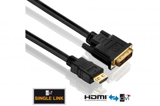 Purelink PureInstall - High Speed HDMI DVI Kabel