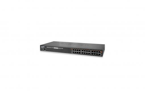 12 Port Gigabit Ethernet PoE Injector Hub, 802.3af, 200 W