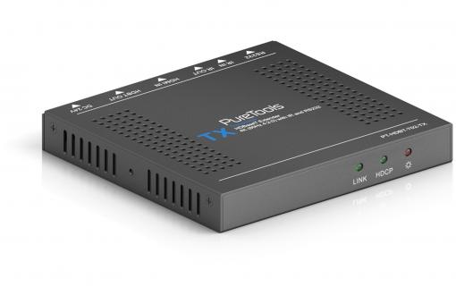 4K HDBaseT Transmitter with PoH
