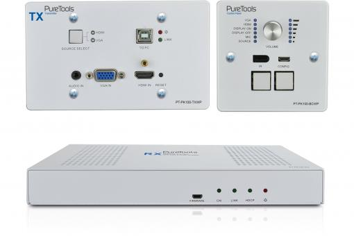 Multi-function AV Distribution System