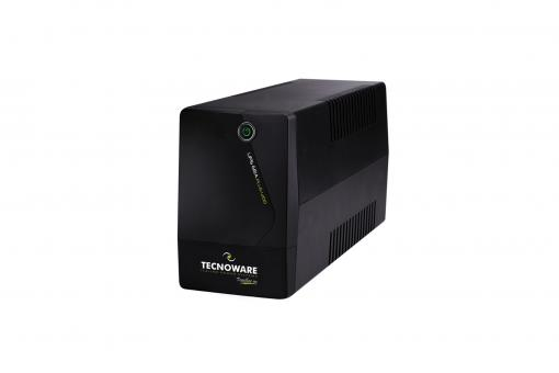 Zasilacz awaryjny UPS Line Interactive, 1200VA/840W, 1x12V/9Ah, AVR, 2xSchuko, USB