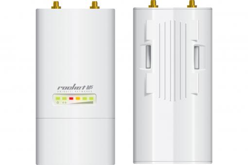 RocketM5 - 5GHz Hi Power 2x2 MIMO AirMax BaseStation (UBNT)