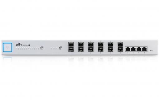 Ubiquiti US-16-XG - 10G 16-Port Managed Aggregation Switch