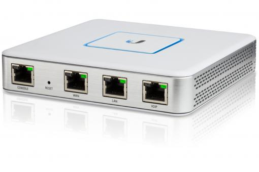 Ubiquiti UniFi® Security Gateway USG, Enterprise Gateway Router with Gigabit Ethernet
