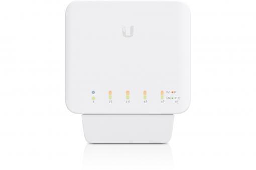 USW-FLEX - 5-port Layer 2 Gigabit Switch with PoE support