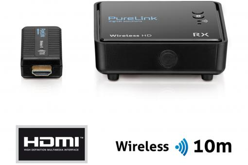 The WHD030-V2 is there for capable of streaming 1080p formats including 60Hz up to 10m in any room